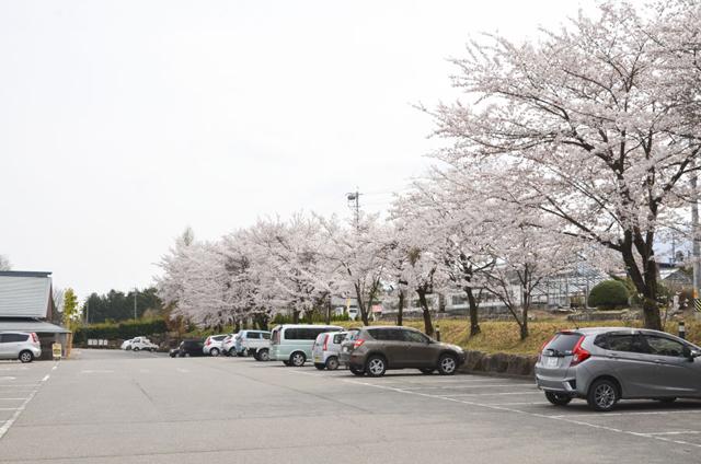 松川村温泉コミュニティー施設周辺2