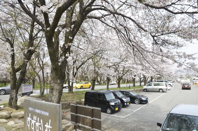 松川村温泉コミュニティー施設周辺4