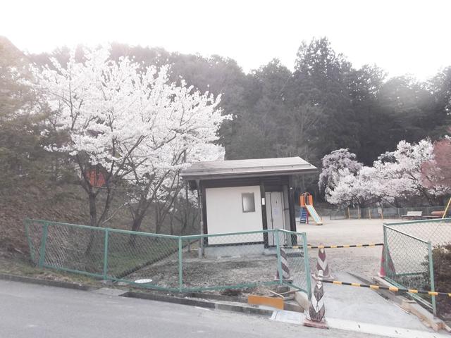 高山市市営 松倉屋内ゲートボール場1