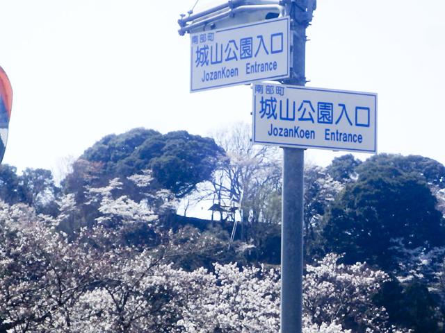 法勝寺城山公園1